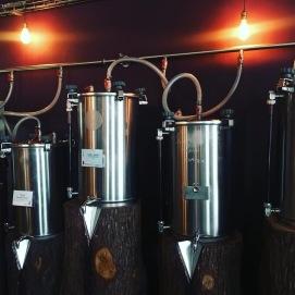 Weinbehälter